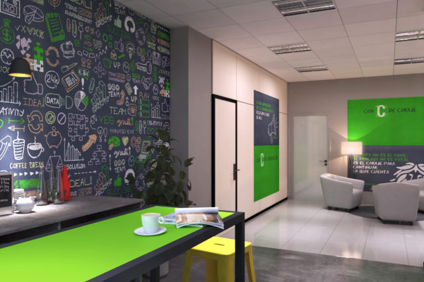 StudioMadera Reforma Oficina